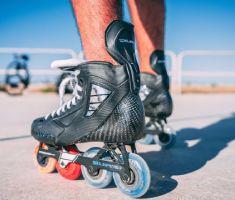 Roller Skate Or Rollerblade