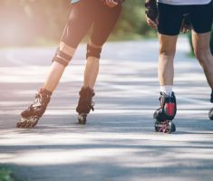 Should You Roller Skate With A Torn ACL