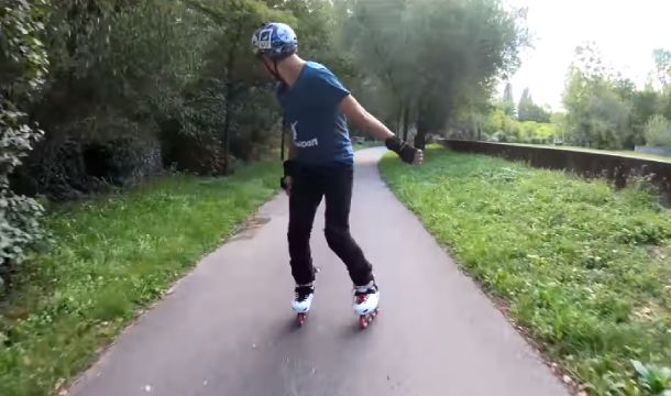 How To Skate Backwards Fast