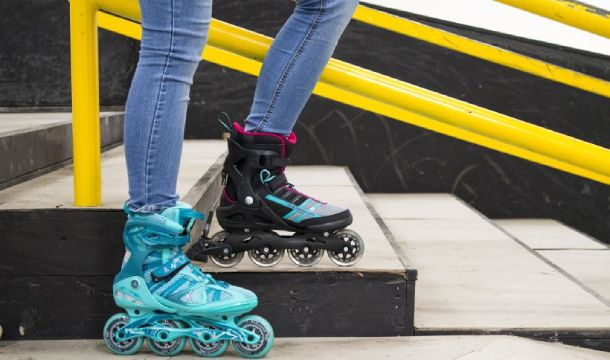 Wear Your Roller Skates Frequently