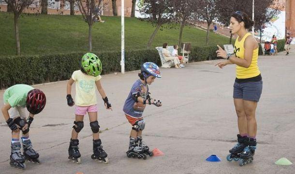 Start Roller Skating