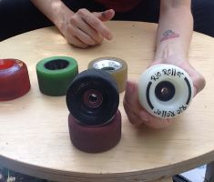 Wheels For Outdoor Roller Skating