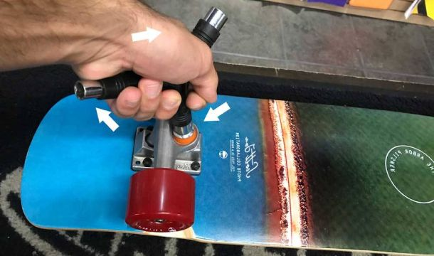 Fix the Bearings of Your Wet Board