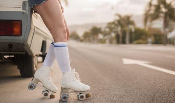 safe places for roller skating