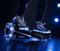 Jetson Rave Hoverboard