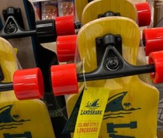 LandShark Longboard Review