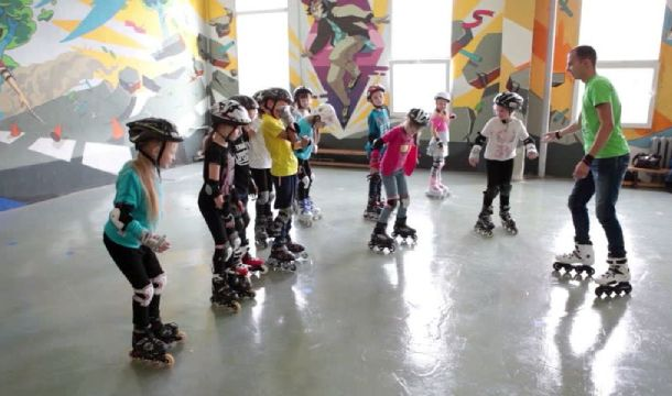How To Teach Your Kids Roller Skating