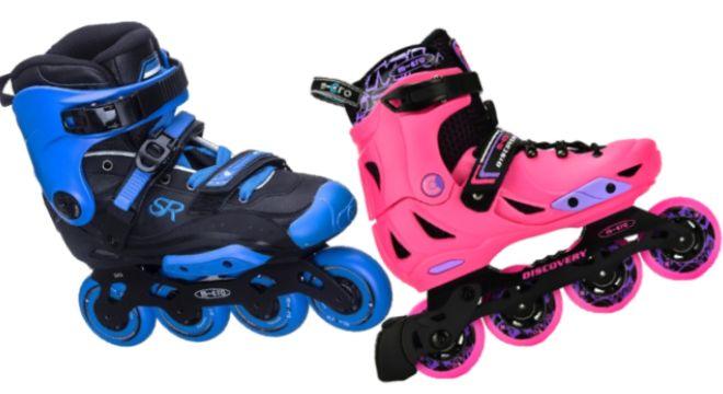Micro roller skate