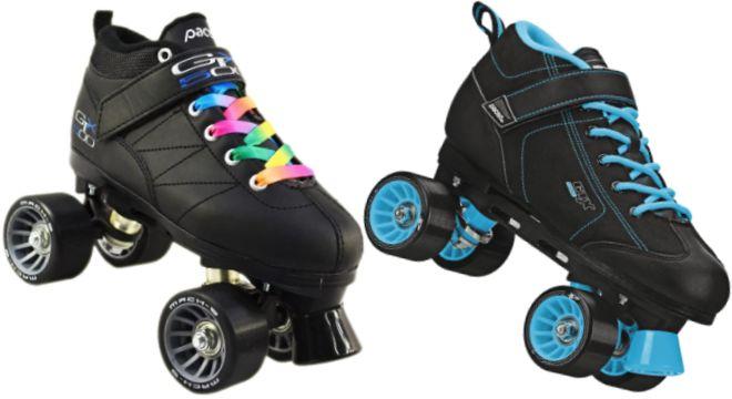 Pacer GTX 500 Quad Speed Skates