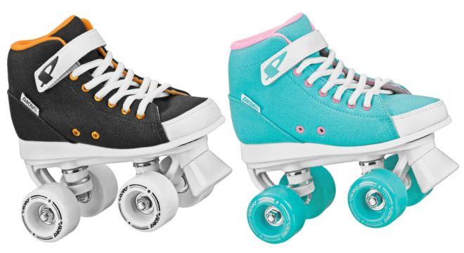 Pacer ZTX Quad Roller Skates