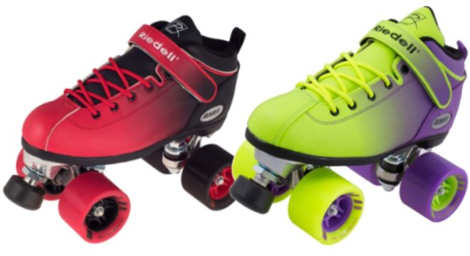 Riedell Dart Ombre Skates