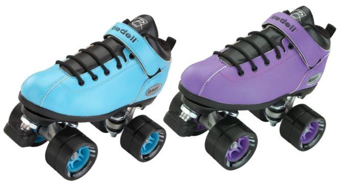 Riedell Quad Speed Skates