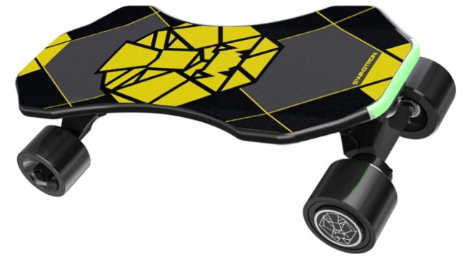 Swagtron Swagskate Electric Skateboard