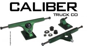 CALIBER LONGBOARD TRUCKS REVIEW