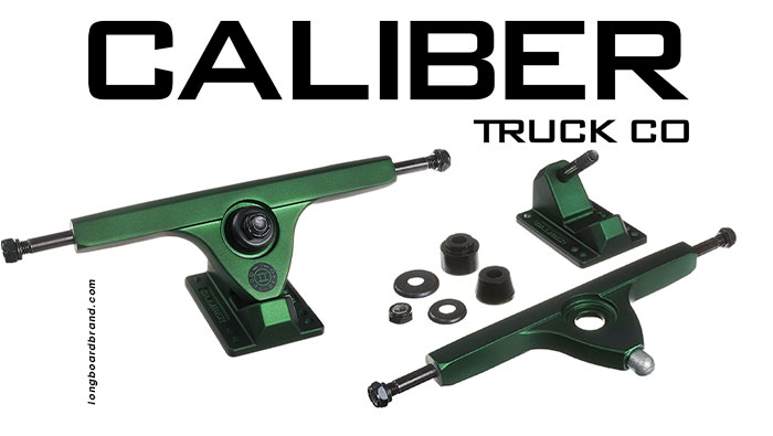 CALIBER LONGBOARD TRUCKS REVIEW