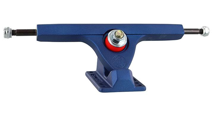 Caliber II Fifty Satin Stone Sapphire Skateboard
