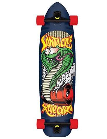 Skateboard Longboard Speed Cobra Carbon Fiberglass