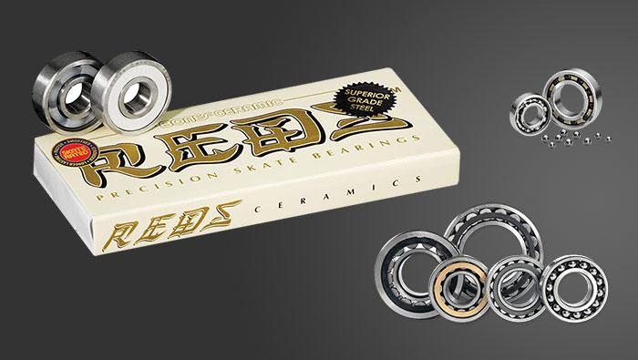 reds bearings review