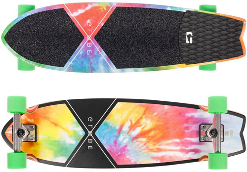 Globe Chromantic Cruiser Tie Dye