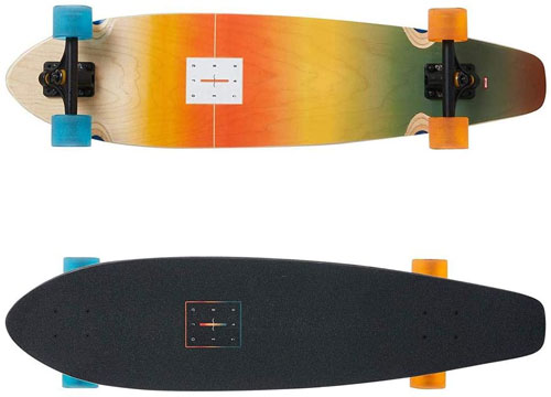 Globe The All-Time Complete Longboard Ombre
