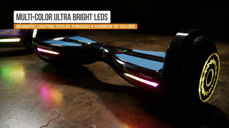 LED lights Hovertrax 2.0