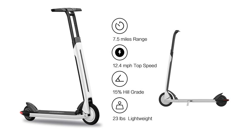 Segway Ninebot Air T15 Electric Kick Scooter
